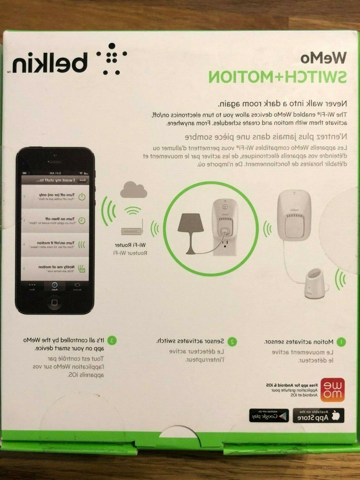 Belkin WeMo Automation Switch Wifi