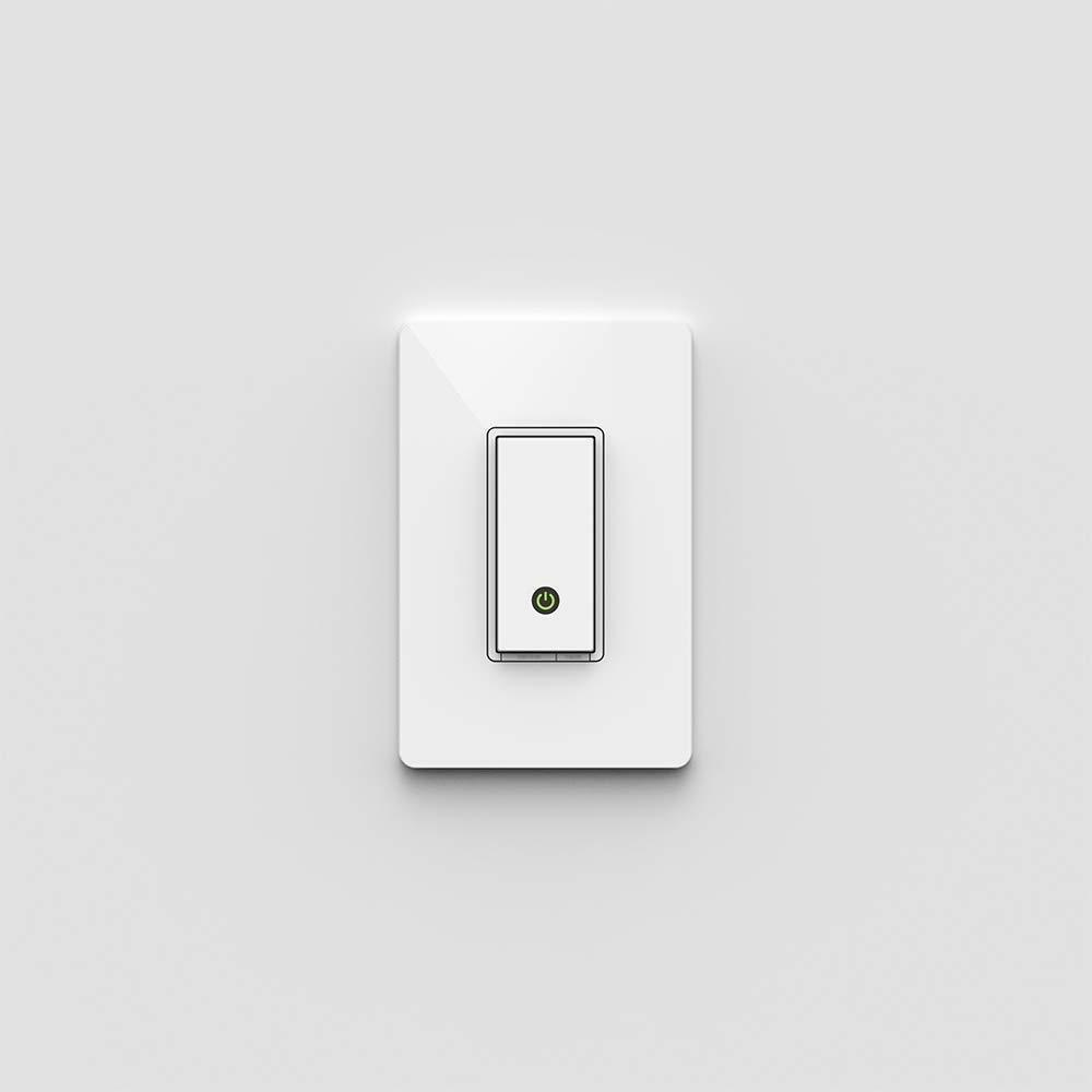 wemo light switch wifi enabled works