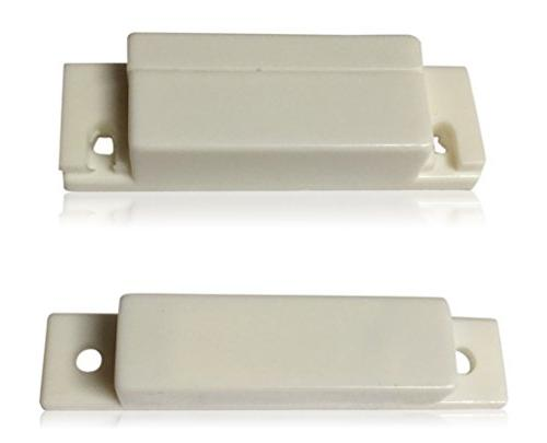 white door contacts surface mount