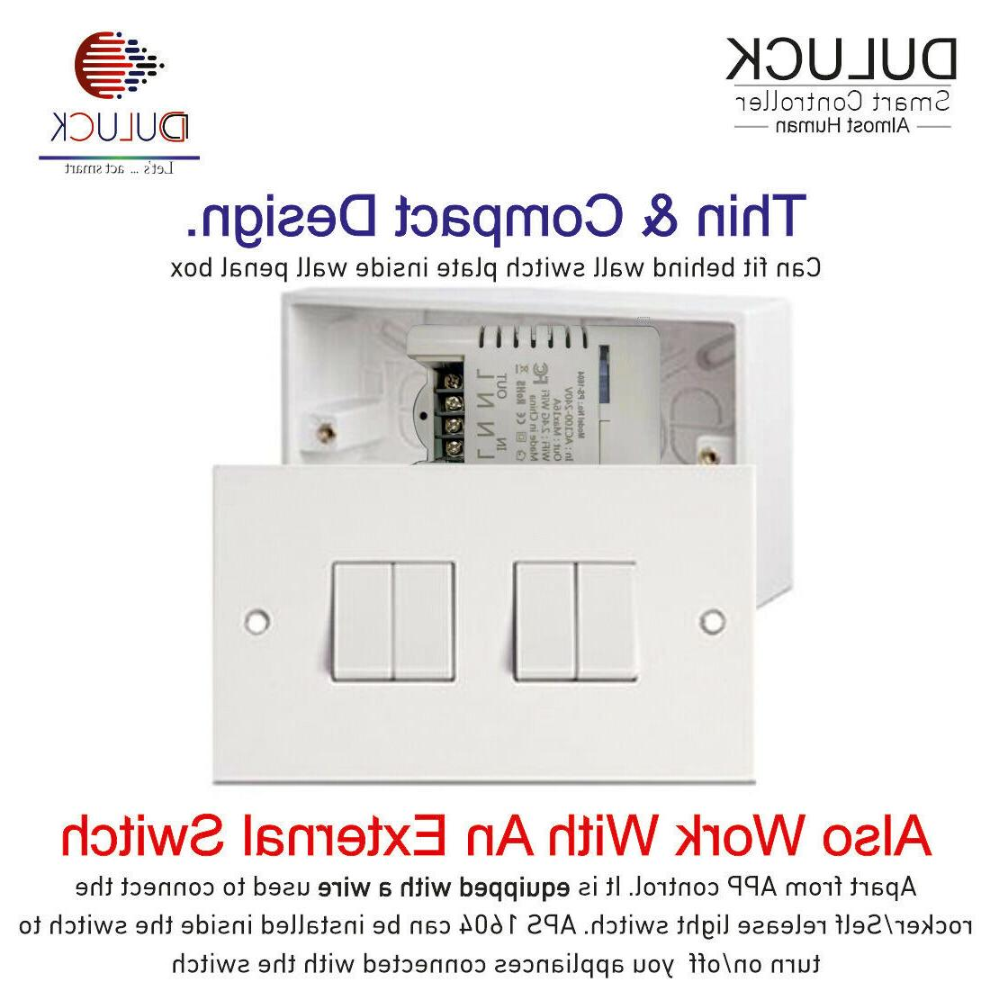WIFI Controled Smart Good Loads 3200 Watt