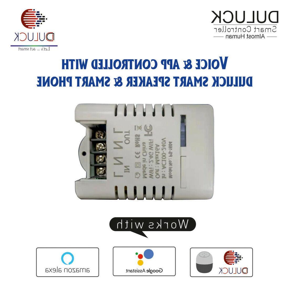 WIFI Automation Smart Loads Watt