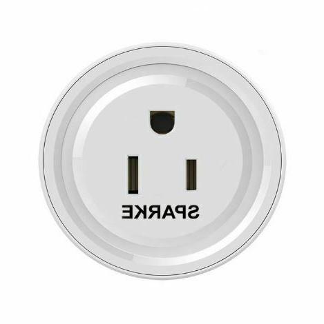 WiFi Pcs Outlet Alexa Smart Wireless Socket
