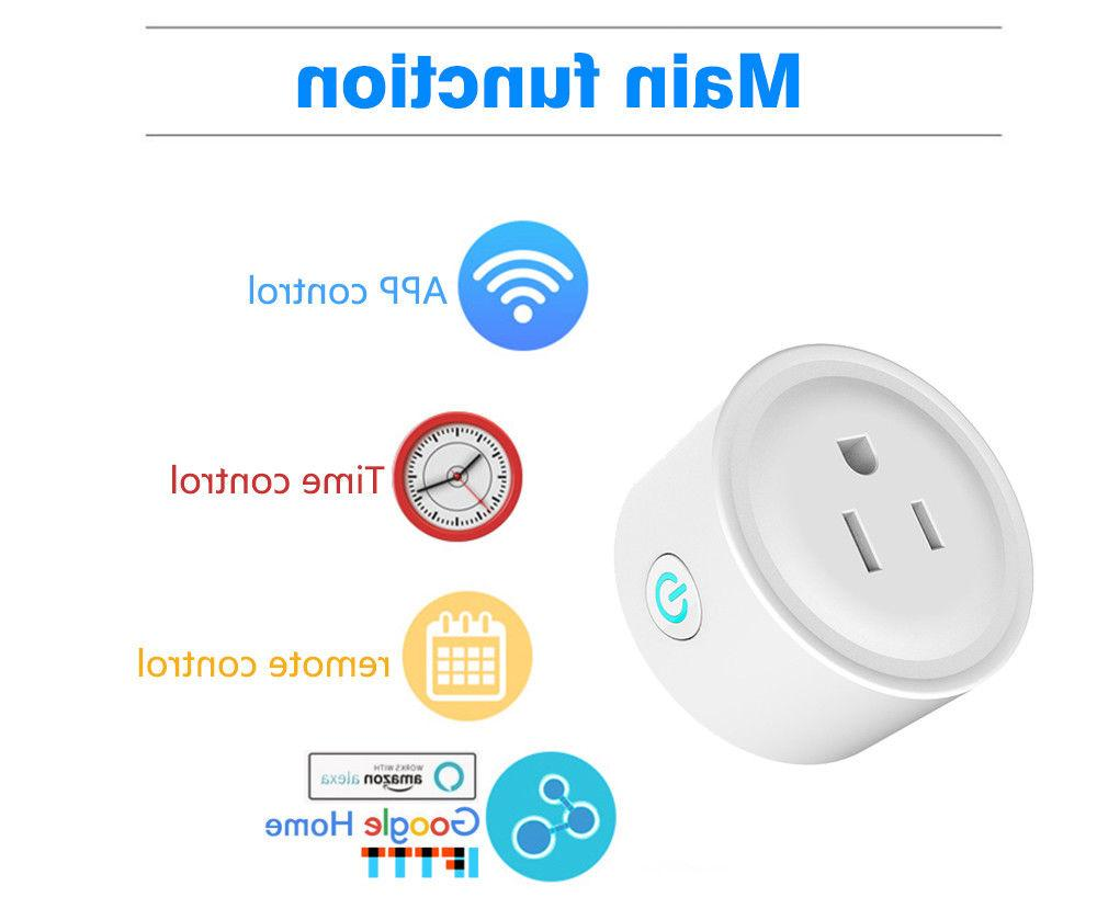 WiFi Control with Google Home USA