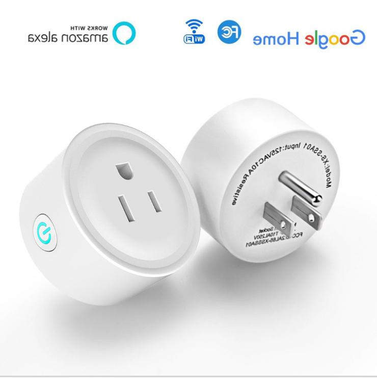 wifi smart plug remote control us socket