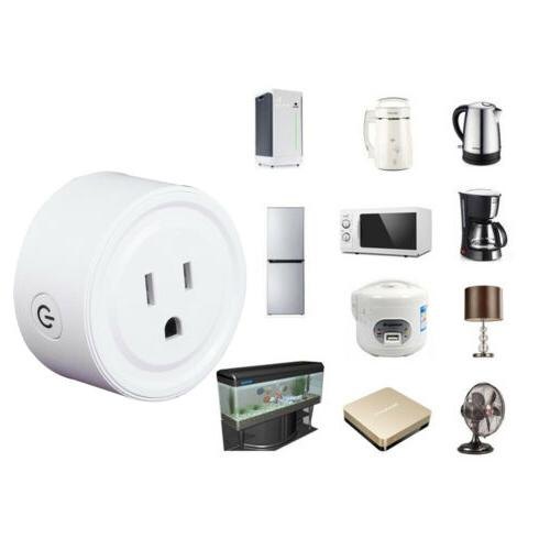 Wifi Plug Control US Socket w/ Assistant