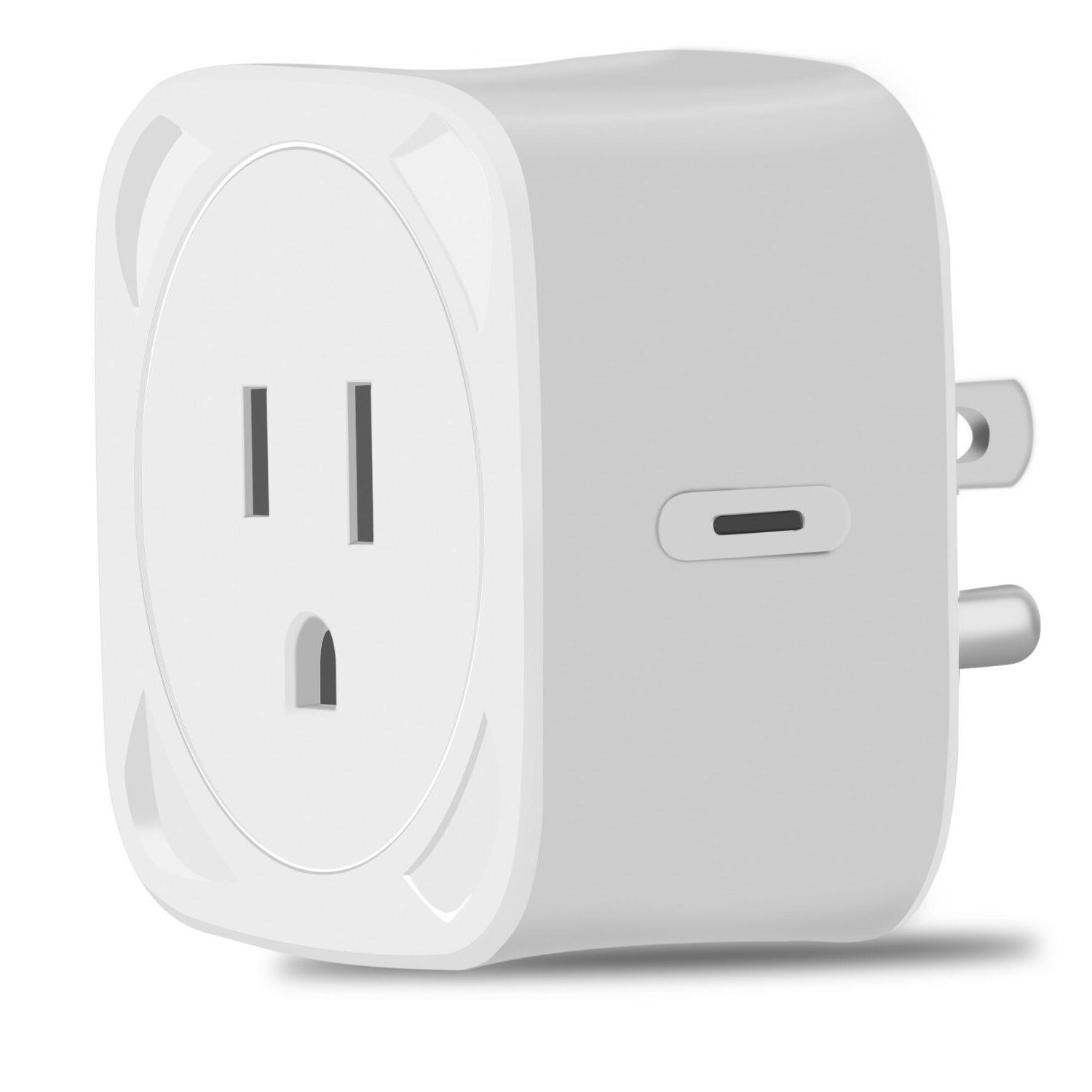 WiFi Plug Socket APP Voice Outlet