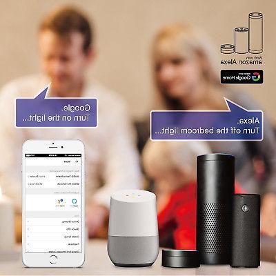 WiFi Automation Light Module Outlet w/ Amazon Echo
