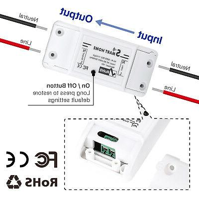 WiFi Automation Light Outlet Echo