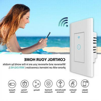 110V Smart Wifi For Google IFTTT US Plug