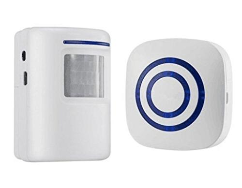wireless home security driveway alarm