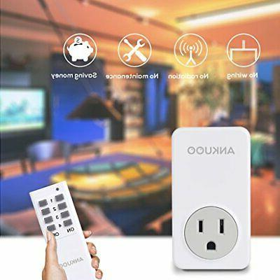 Wireless SD5001 Remote Outlet