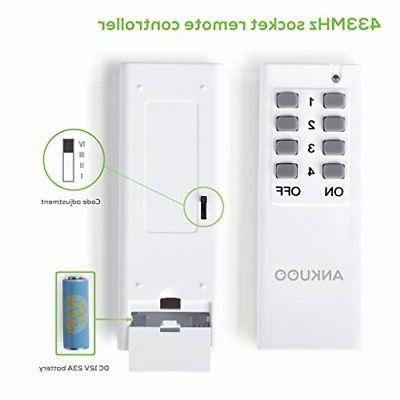 Ankuoo Wireless Switch For