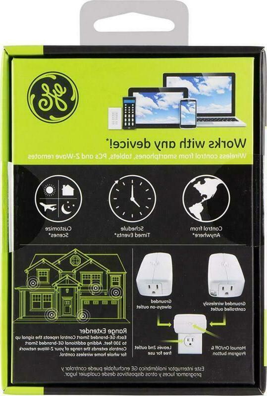 Wireless Smart Lighting Appliance On