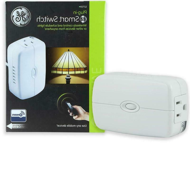 wireless smart lighting control appliance module on