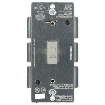 Jasco Dimmer Toggle