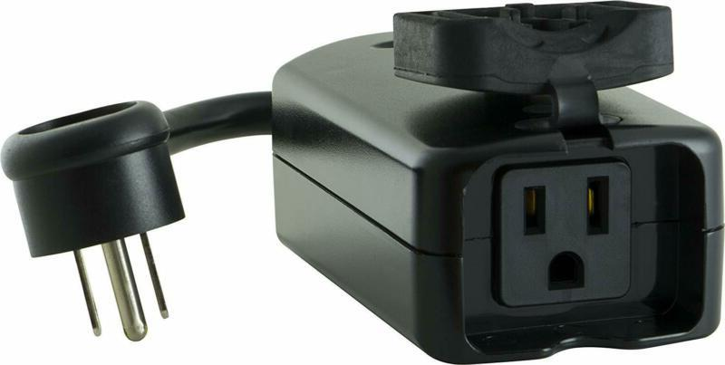 Jasco Plug Switch, Outlet,