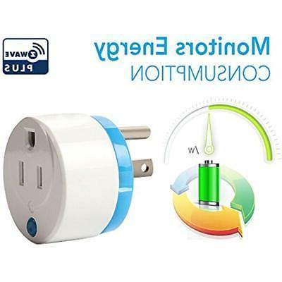 Z Smart Automation Zwave Outlet, Range Extender,