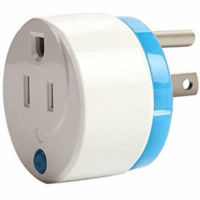 z wave plus mini smart power plug