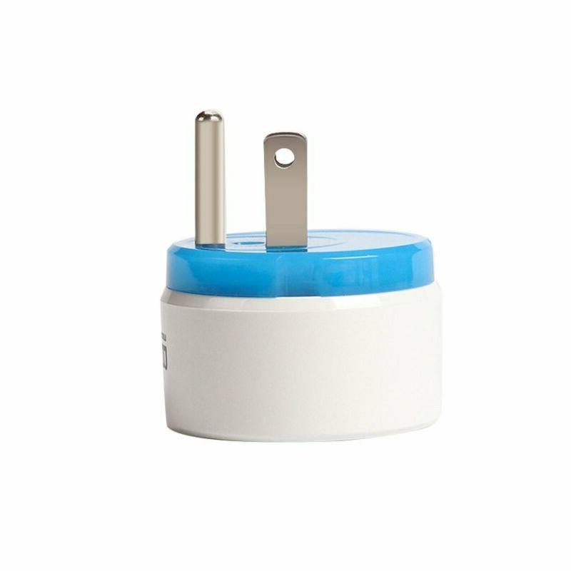 HAOZEE Z Wave Mini Smart Plug Wave Ran