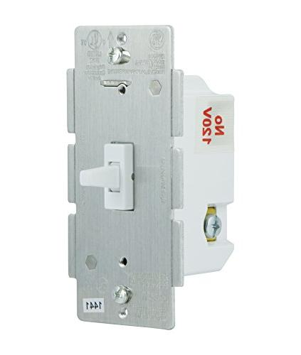GE Lighting Control Light Toggle White, Repeater Extender, Zwave Works with Wink and Alexa,