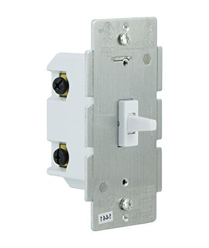 Lighting Toggle In-Wall, White, Repeater Extender, Zwave Works with and Alexa,