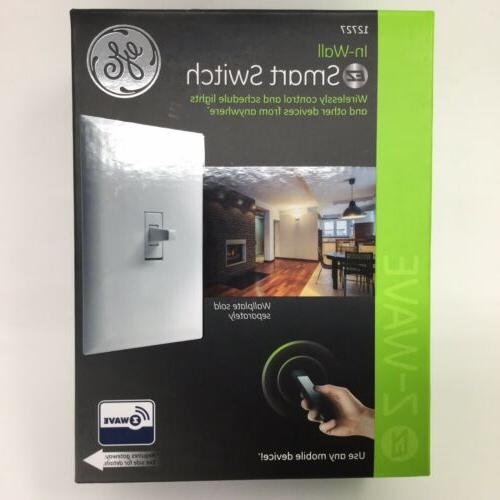 z wave wireless lighting control