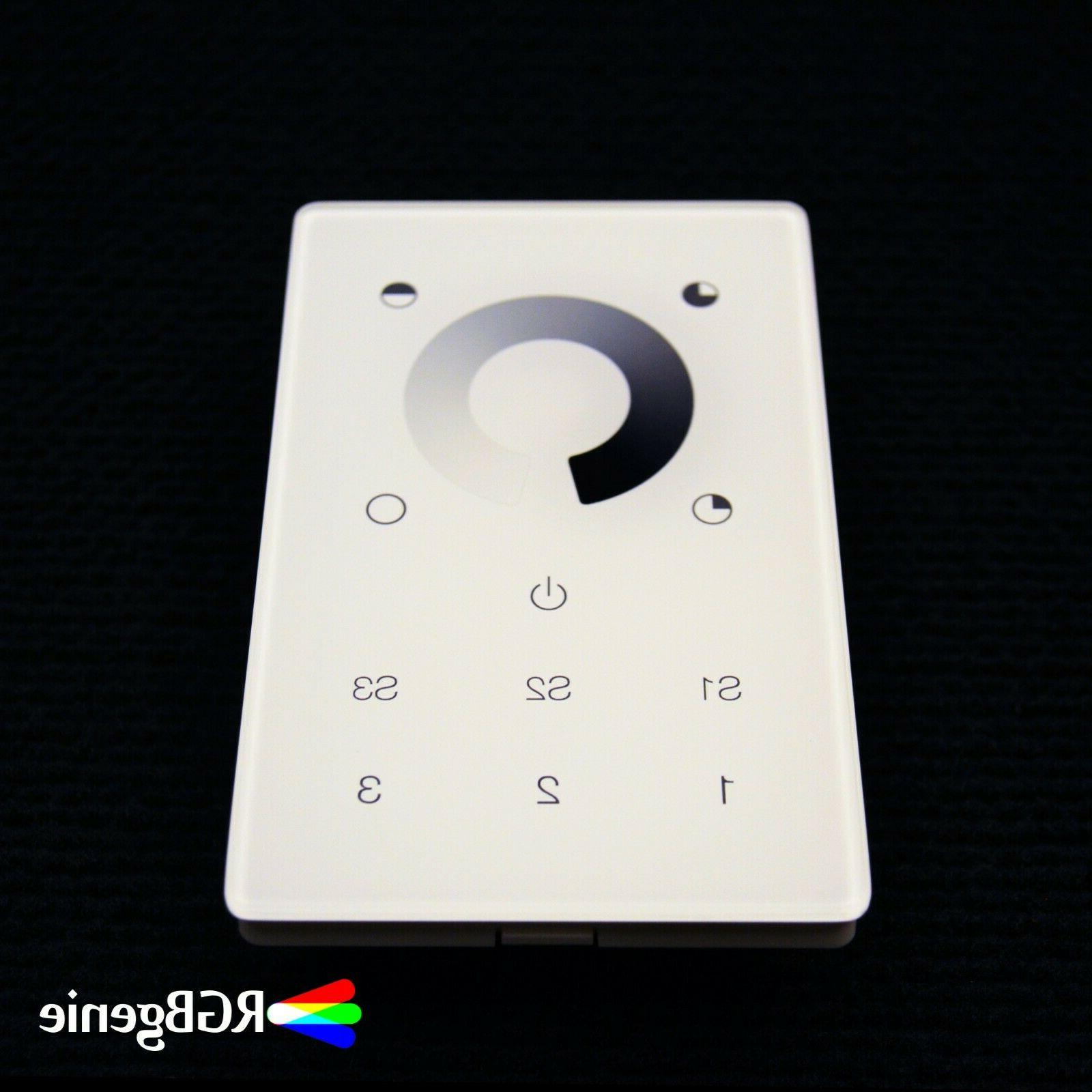 ZigBee Panel Single Color In-Wall Remote and