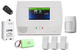 L5210PK LYNX Touch 5210 with  5816WMWH Door/Window Transmitt