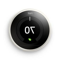New Nest Learning Thermostat 3rd Generation WiFi Universal T