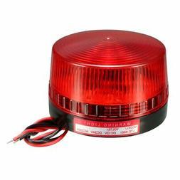uxcell LED Warning Light Bulb Flashing Strobe Light Industri