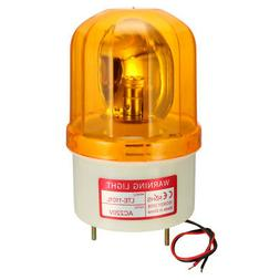 led warning light bulb rotating flashing industrial