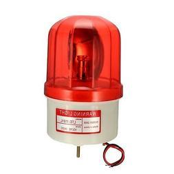 uxcell LED Warning Light Bulb Rotating Flashing Industrial S