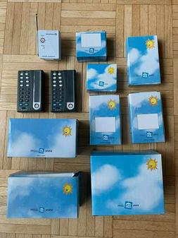 Lot of 11 Pieces of X10 POWERHOUSE Home Automation Devices -