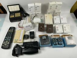 Lot of X10 Home Automation Modules Controller Remote Motion