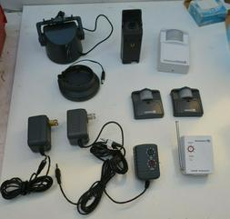 Lot x-10 Home Automation Sensors & Camera  Equipment power s
