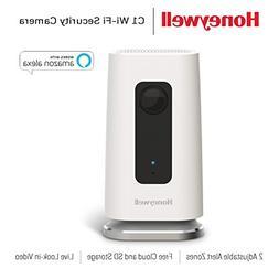 Honeywell Lyric C1 Wi-Fi Security Camera, White