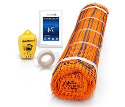 "SunTouch Mat  Floor Heat Kit 70 sq ft, 24"" x 35' configurabl"