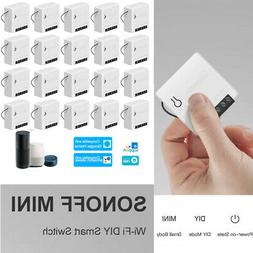 SONOFF MINI DIY Two Way Smart Timing Switch APP Remote Contr