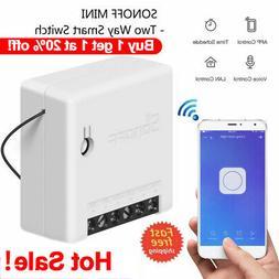 Sonoff MINI Smart Home WiFi Wireless Switch Module control f