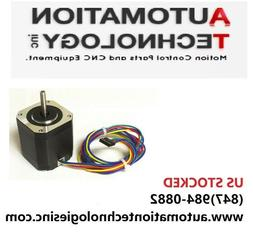 NEMA17 Stepper Motor  For 3D Printer, 76oz-in