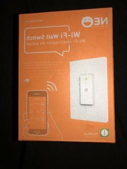 Ankuoo Neo Wi-Fi Light Switch  Limited Diy Required White Ne