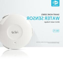 NEO WiFi Flood Water Sensor Alarm Smart Home Automation