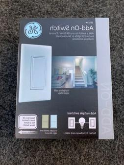 General Electric 12723 In-Wall Lighting Controller  Add-On S