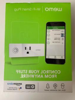 NEW Belkin WeMo Mini Wi-Fi Smart Plug F7C063 - Alexa, Google