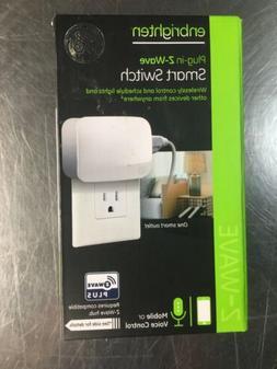 New GE Z-Wave Plus Wireless Smart Plug-In Dimmer Switch 2816