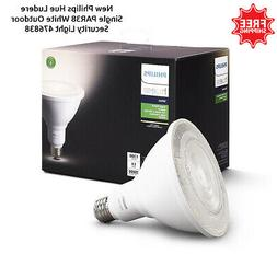 New Philips Hue Ludere Single PAR38 White Outdoor Security L