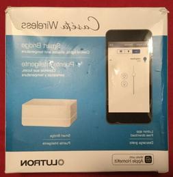 New Lutron L-BDG2-WH Caseta Wireless Smart Bridge, White