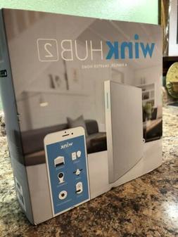 NEW SEALED Wink Hub 2 - A Simpler, Smarter Home