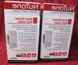 NuTone NWD500Z Smart Z-Wave Enabled Wall Dimmer Switch, 500W