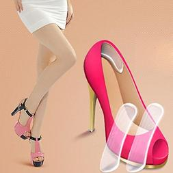 LiPing 1 Pair Pads Heel Shoe Grips Liner Self-adhesive Shoe